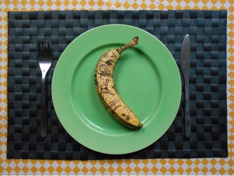 Bananas Tattoos - Oranne Mounition
