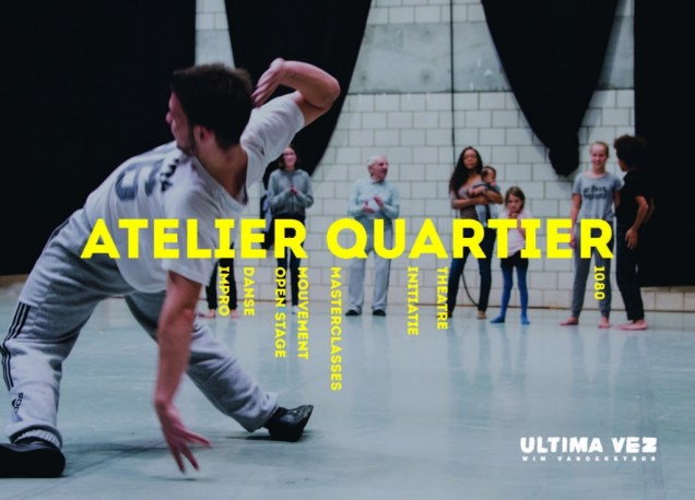 Atelier Quartier - Seppe Baeyens (Ultima Vez) & Ief Spincemaille