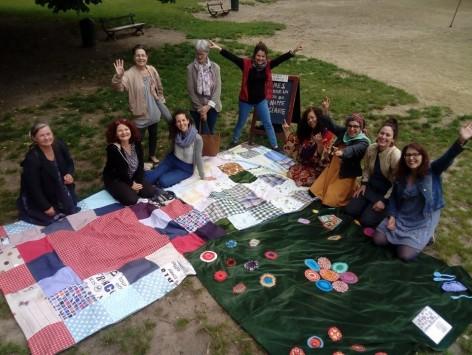 Piknik Publik & Course de pastèques