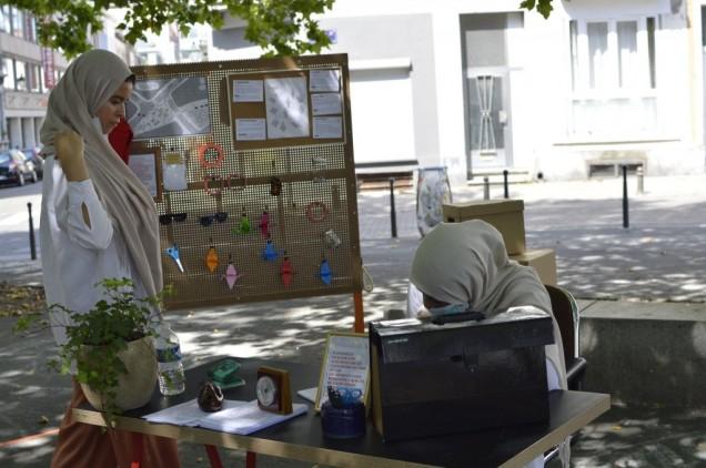 Poeteek - An Vandevelde & Marzia Dalfini