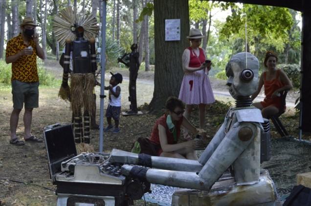 Robotboy from Kinshasa - Danniel Toya