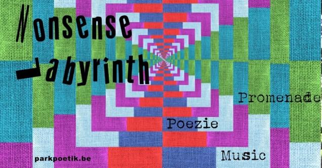 Nonsense Labyrinth - SpeakEasy, Spoken word BXL & In Her Skin community 15.08