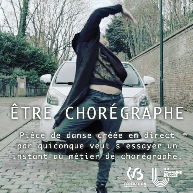 Être Chorégraphe - Carolina Mantovano: date to be confirmed