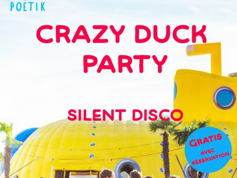 CANCELLED // Crazy duck party - Silent Disco 27.08 & 28.08